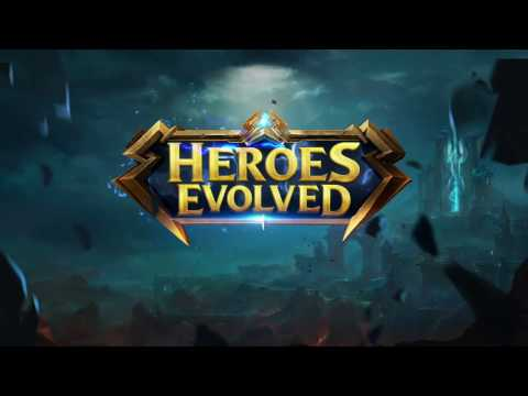 Heroes Evolved Mobile Version Trailer