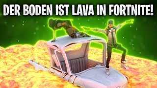 DER BODEN IST LAVA IN FORTNITE! 🌋 | Fortnite: Battle Royale