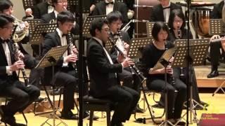2016年度 全日本吹奏楽コンクール課題曲 Ⅰ マーチ・スカイブルー・ドリ...