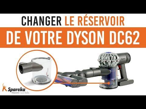 Réservoir de poussière Dyson DC59 - DC62 - V6 Aspirateur 965660-01