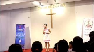 Liveshow 3 - Bài hát mới dâng Chúa - MS 12 - GIÊ-XU BẠN TÔI - Huỳnh Trâm