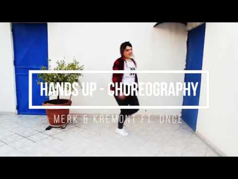 HANDS UP Choreography (Merk & Kremont ft. DNCE)