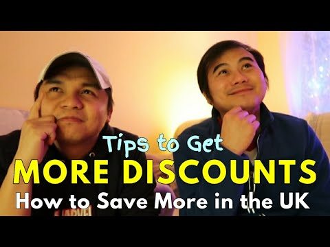 How to Get DISCOUNTS and Save More in the UK   Filipino Nurse in the UK