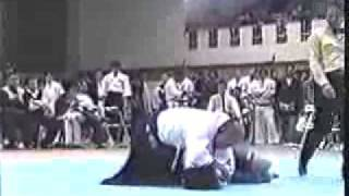 Aikido Vs. MMA Real Fight Part 2