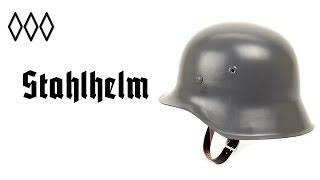 o sprzęcie - Hełm Stahlhelm