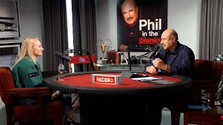 'Game Of Thrones' Star Sophie Turner Tells Dr. Phil She Has A 'Real Urge' To Become A Cop On 'Phi…