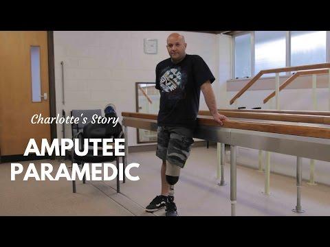 Amputee Paramedic