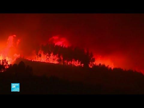 حرائق وفيضانات.. الكوارث الطبيعية في ازدياد..ما الذي ينتظر كوكب الأرض؟  - 12:55-2019 / 9 / 18