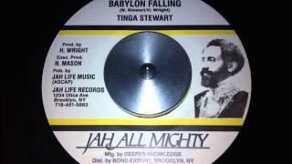 Tinga Stewart - Babylon Falling