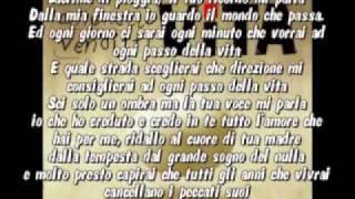 Antonello Venditti - Lacrime di pioggia con testo