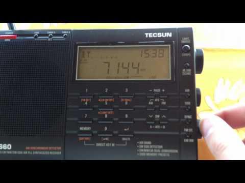 Tecsun PL-660 Vs Sony ICF-SW7600GR
