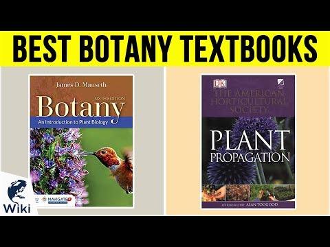 10 Best Botany Textbooks 2019