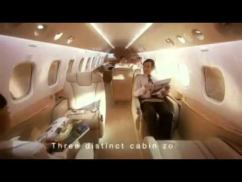 Embraer Legacy 650 - Best executive Jet