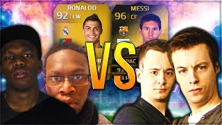 comment faire 2vs2 fifa 15
