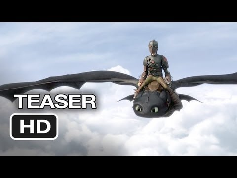 How To Train Your Dragon 2 Movie Hd Trailer