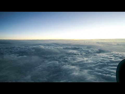 Hong Kong to Milan Malpensa Cathay Pacific Boeing 777. Full Flight and Cabin Service