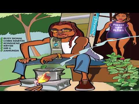 Chris Martin - 🔥Ketch Up An Peppa🔥 (Peppa Mint🍃 Riddim) December 2018🎼