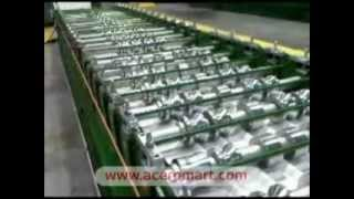 R-101   Lamina Acanalada Ternium - Planta Produccion