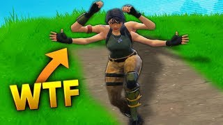 Fortnite GLITCH!!!!!!!