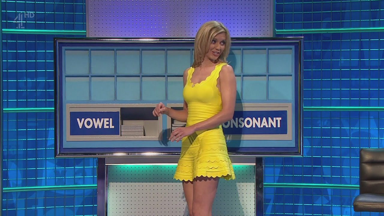 Rachel Riley 8 Out Of 10 Cats Does Countdown 19 06 2015 Youtube