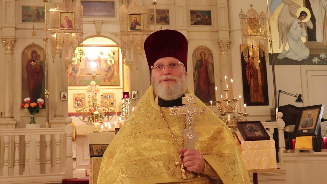 Orthodox Sermon - Faith: A way of life