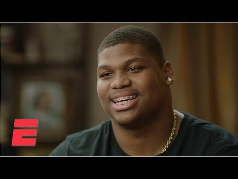 2019 NFL Draft: Quinnen Williams' journey to fulfill his mother's last wish   NFL on ESPN