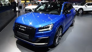 2019 Audi SQ2 TFSI 300 S-Tronic - Exterior and Interior - Auto Show Brussels 2019