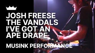 Remo + Josh Freese / The Vandals: I've Got An Ape Drape - Musink