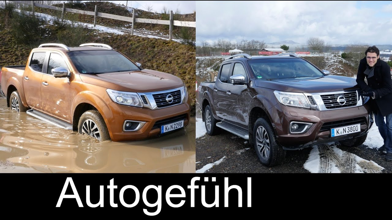 Nissan Navara Np300 Frontier Full Review Offroad Onroad Test Driven