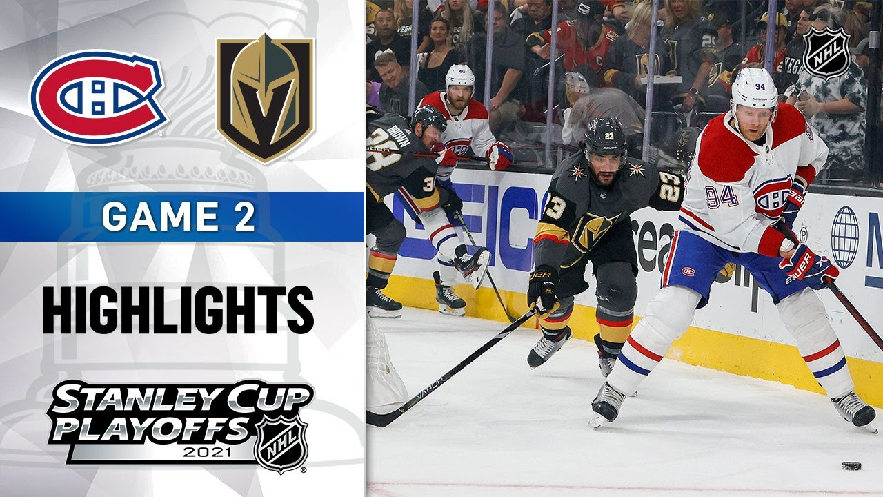 Golden Knights at Canadiens: Five things you should know