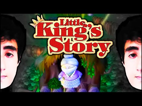 A VÉIA DAS CORUJAS ­ | ­ little king's story #6