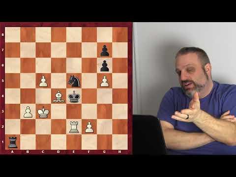 U1700 Class --- Games from Death Match, GM Ben Finegold vs. GM Simon Williams
