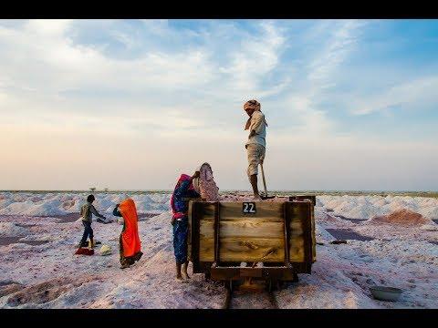 RIDING ON SALT - Jaipur to Sambhar lake, Rajasthan 2018