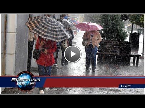 Meteoroloji Uyardı! İstanbul'da Sağanak Yağış Öğle Saatlerine Kadar Sürecek
