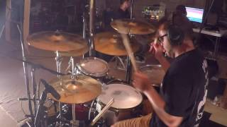 Andrew Rotundo - The Devil Wears Prada   HTML Rulez D00d Drum Cover