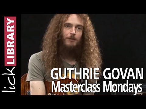 Guthrie Govan | Breaking out of Scale Boxes | Guitar Lesson