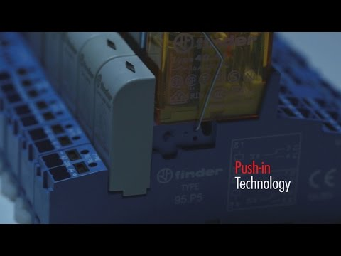 MasterIN System - Push-in Technology (English)