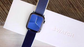 Apple Watch Series 5 Unboxing Einfach schön verpackt felixba