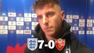 I Watch Harry Kane And Think Wow  Mason Mount  England 7-0 Montenegro