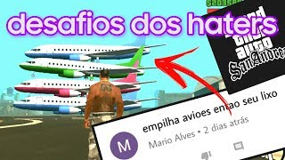 GTA p/ ANDROID - fiz oq os haters mandaram
