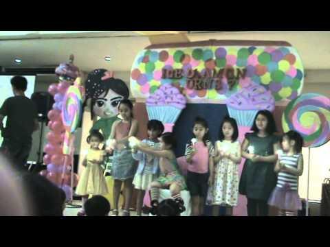 ALYSSA 7th Birthday ` 7 Candles & Bears | Doovi