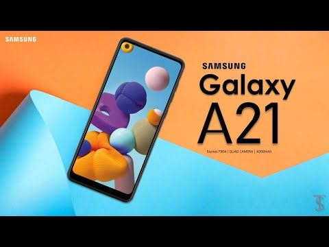 Samsung Galaxy A21 First Look, Design, Camera, Key Specifications, Features