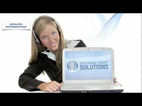 Electronic Tenant® Solutions Overview Video