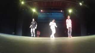 STG Crew - 6 e 7 de Abril - Cine-Teatro - ADAM - C2C Arcades