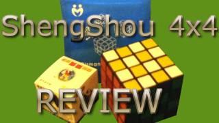 ShengShou 4x4 v3 review + 40.09 solve