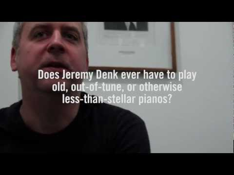 Old Pianos | Jeremy Denk Interview | Oberlin in NYC