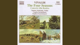 The Four Seasons Violin Concerto In F Major Op 8 No 3 Rv 293 34 Autumn 34 I Allegro