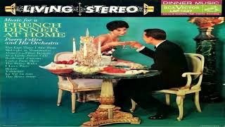 Pierre Felere Orchestra - Music For A French Dinner At Home (1959) GMB