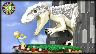 Lego Jurassic World. Adventure in Jurassic Park.