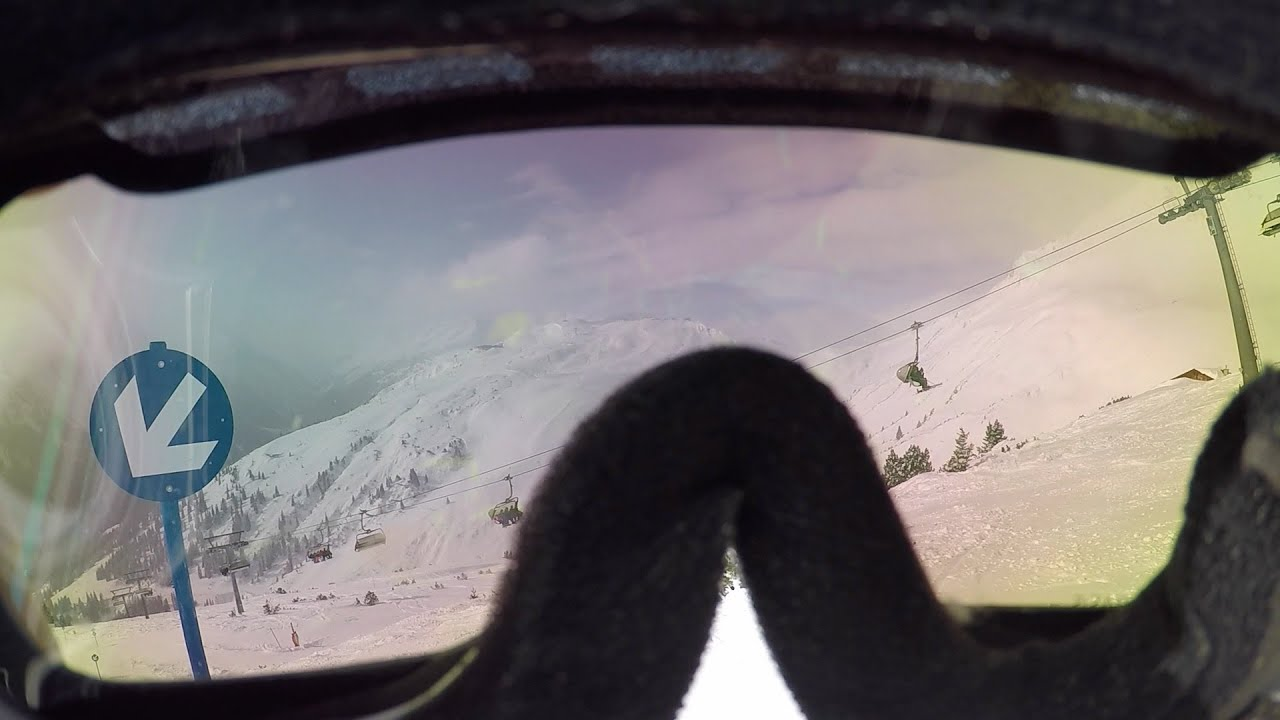 I love skiing in march in st. anton | gopro & sp gadgets